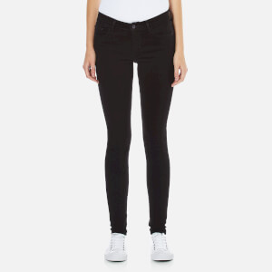 Levi's Women's 710 FlawlessFX Super Skinny Jeans - Black Cove