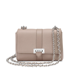Aspinal of London Women's Lottie Bag - Soft Taupe
