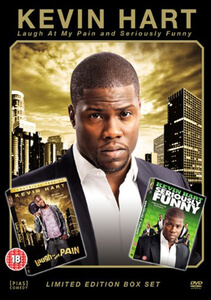 Kevin Hart - Stand-up Box Set