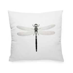 Bark & Blossom Dragonfly Cushion