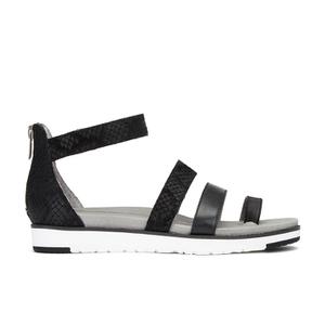 UGG Women's Zina Gladiator Sandals - Black