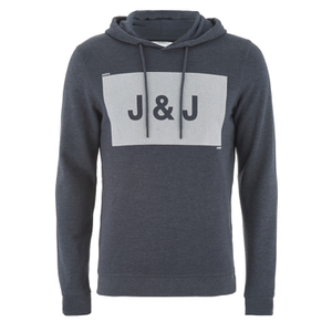 Jack & Jones Men's Core Take Hoody - Navy Blazer