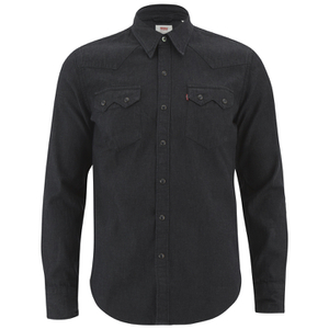 Levi's Men's Sawtooth Shirt - Black