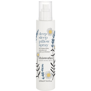 this works Deep Sleep Pillow Spray 250ml (Worth £52.80)