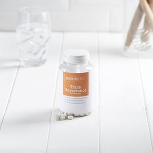 Exante Diet Trans Resveratrol Tablets