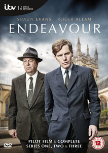 Endeavour Complete - Series 1-3