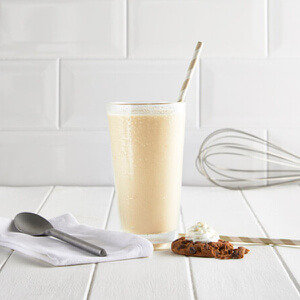 Meal Replacement Cookies and Cream Shake