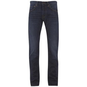Edwin Men's ED55 Relaxed Tapered Denim Jeans - Coal Wash
