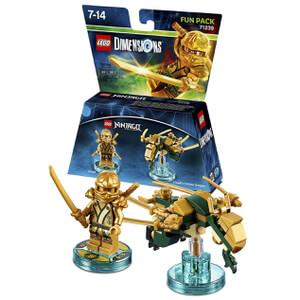 LEGO Dimensions Ninjago Lloyd Fun Pack