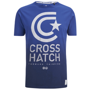 Crosshatch Men's Carinae T-Shirt - Surf The Web