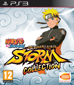 Naruto Shippuden Ultimate Ninja Storm Collection
