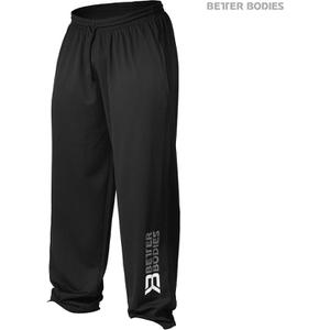 Better Bodies Men's Mesh Pants - Black