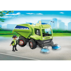 Playmobil City Action Street Cleaner (6112)