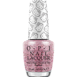 OPI Hello Kitty Collection Nail Varnish - Charmmy and Sugar (15ml)