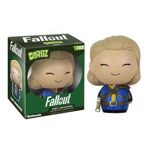 Fallout Vinyl Sugar Dorbz Vinyl Figura Female Lone Wanderer