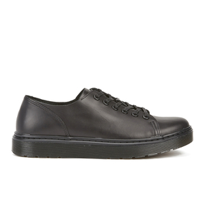 Dr. Martens Men's Vibe Dante Brando 6-Eye Low Top Shoes - Black