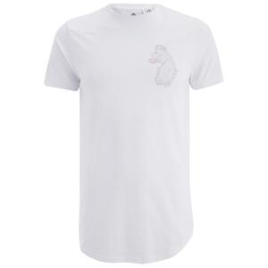 Luke 1977 Men's Victor Printed T-Shirt - White