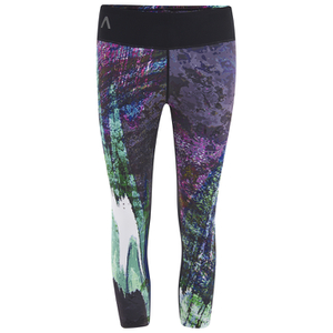 Primal Stone Women's Crop Leggings - Multi