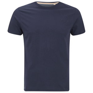 Threadbare Men's William Crew Neck T-Shirt - Navy