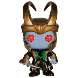Marvel Thor Loki Frost Giant Pop! Vinyl Figure