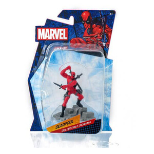 Marvel Deadpool Collectible Diorama Mini-Figure
