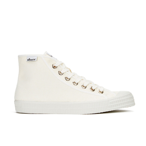 Novesta Men's Star Dribble Trainers - White