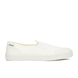 Novesta Men's Star Master Slip On Trainers - White