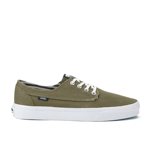 Vans Men's Brigata Deck Club Trainers - Covert Green