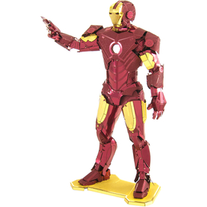 Marvel Avengers Iron Man Metal Earth Construction Kit