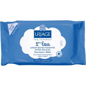Uriage 1ère Eau Cleansing Wipes (25 Pack)