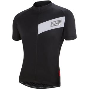 Nalini Sorpasso Ti Short Sleeve Jersey - Black/White