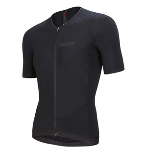 Nalini Xrace Logo Ti Short Sleeve Jersey - Black
