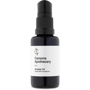 Carsons Apothecary Amber 54 Beard Oil