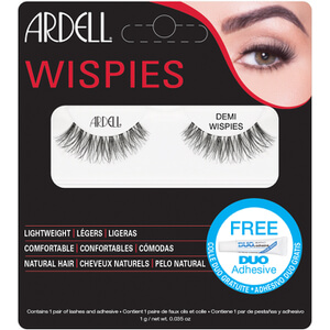 Ardell Wispies Lashes - Demi Black