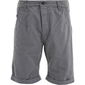 Dissident Men's Buju Chino Shorts - Graphite Grey