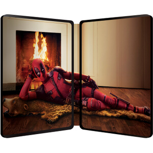 interieur steelbook deadpool