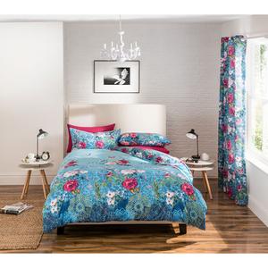 Catherine Lansfield Floral Garden Bedding Set - Multi