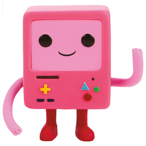 Adventure Time Pink BMO Limited Edition Pop! Vinyl Figure