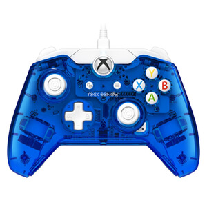 Rock Candy Wired Xbox One Controller - Blue