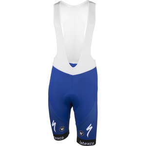 Etixx Quick-Step Bib Shorts 2016 - Blue/Black