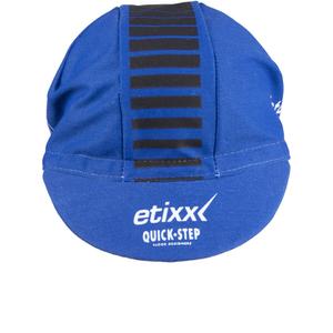 Etixx Quick-Step Cotton Cap 2016 - Blue/Black - One Size