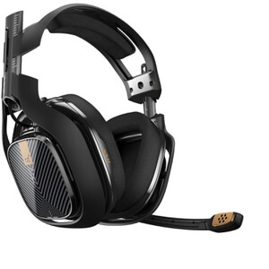 ASTRO A40TR Pro Gaming Headset - Black (PC,XB1, PS4)