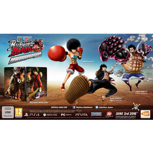 One Piece Burning Blood - Limited Pre-Order Edition