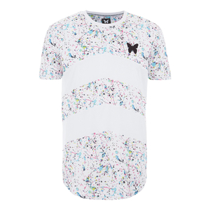 Good For Nothing Men's Ecstasy T-Shirt - White