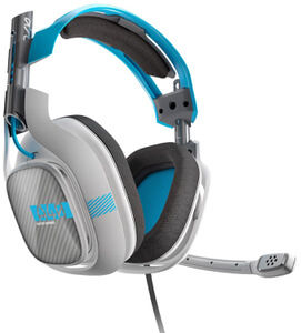 ASTRO A40 Headset + MixAmp - Blue (Xbox One)