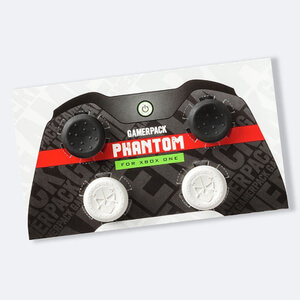 KontrolFreek FPS Thumb Grips - Phantom (Xbox One)