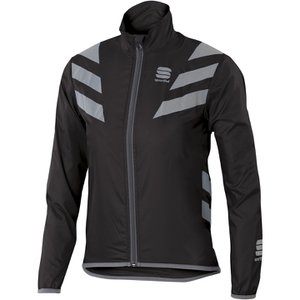 Sportful Reflex Childrens Jacket - Black