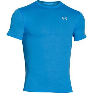Under Armour Men's Streaker Run Short Sleeve T-Shirt - Blue