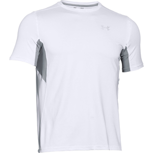 Under Armour Men's CoolSwitch Run Short Sleeve T-Shirt - White