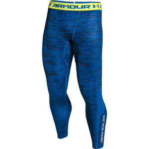 Under Armour Men's HeatGear CoolSwitch Leggings - Ultra Blue